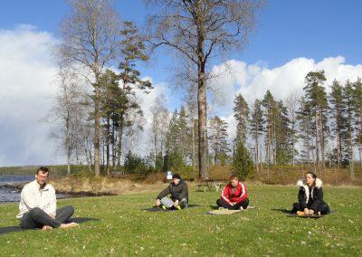 Boostcamp Zweden Live4Fit en Puur en Krachtig